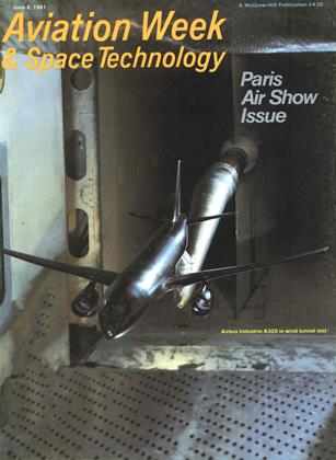 Cover for the June 8 1981 issue