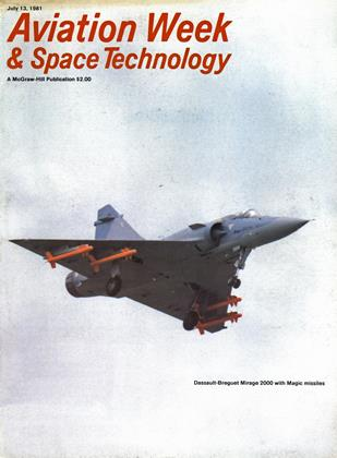 Cover for the July 13 1981 issue