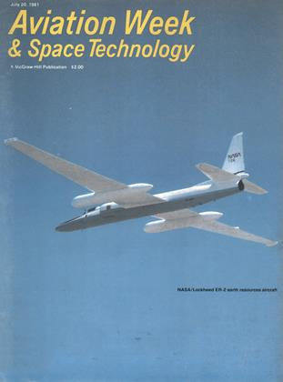 Cover for the July 20 1981 issue
