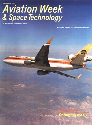 Cover for the October 26 1981 issue