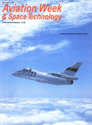 Cover for the November 2 1981 issue