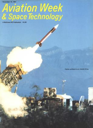 Cover for the November 16 1981 issue