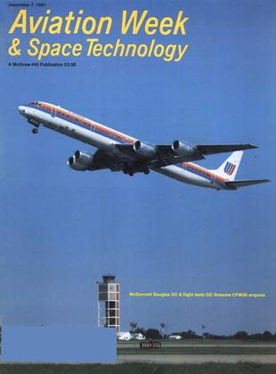 Cover for the December 7 1981 issue