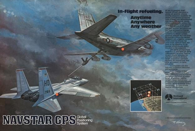 Rockwell International, Page: 46 - January 25, 1982 | Aviation Week
