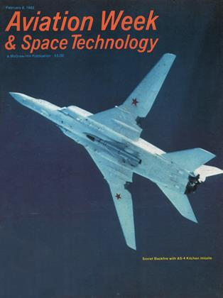 Cover for the February 8 1982 issue