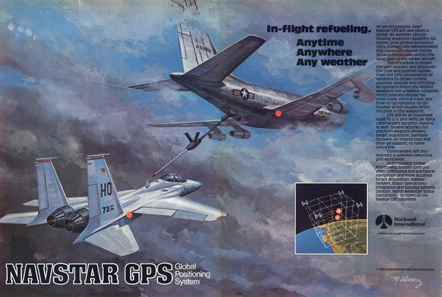 Rockwell International, Page: 42 - February 22, 1982 | Aviation Week
