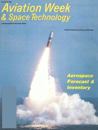 Cover for the March 8 1982 issue
