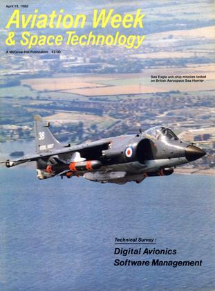 Cover for the April 19 1982 issue