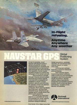 Rockwell International Corporation, Page: 152 - May 17, 1982 | Aviation Week
