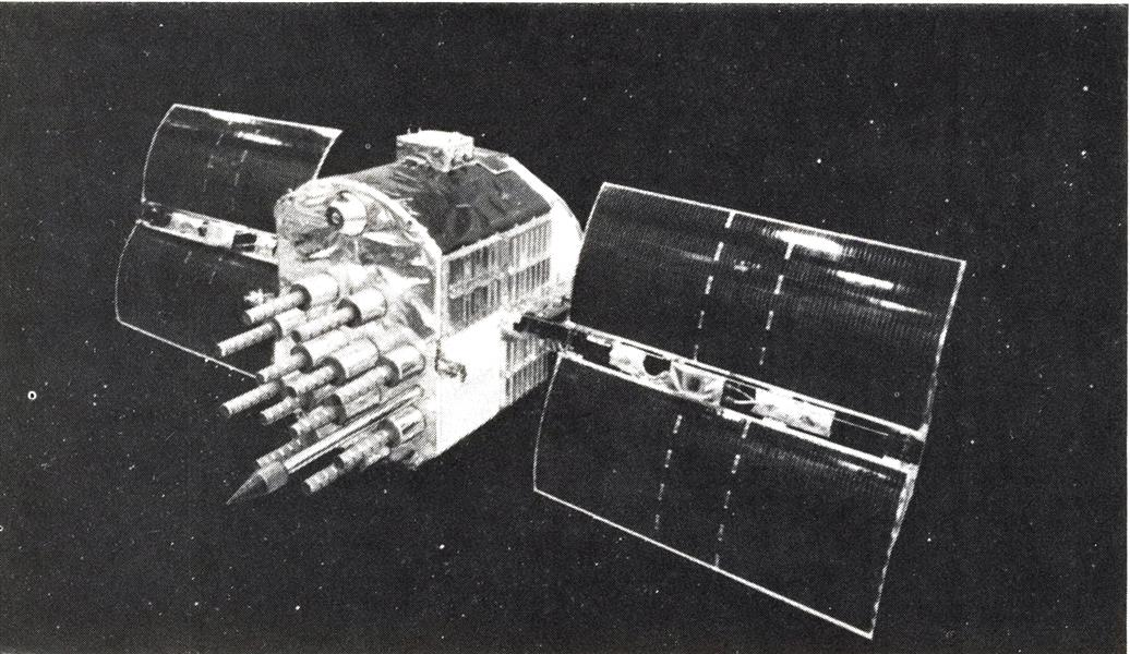 Design Review of Navstar Block 2 Completed, Page: 89 - June 7, 1982 | Aviation Week