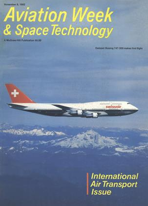 Cover for the November 8 1982 issue