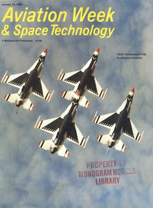 Cover for the January 10 1983 issue
