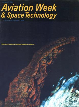 Cover for the January 31 1983 issue