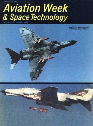 Cover for the February 14 1983 issue