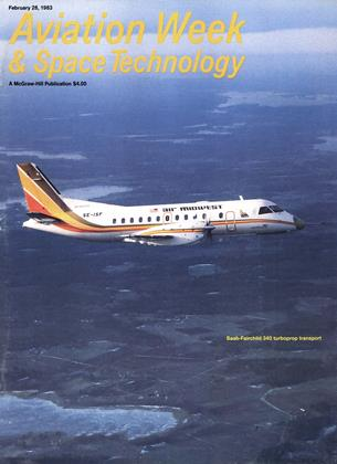 Cover for the February 28 1983 issue