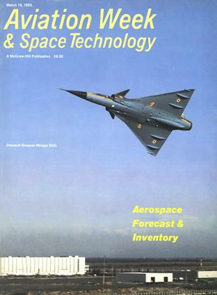 Cover for the March 14 1983 issue