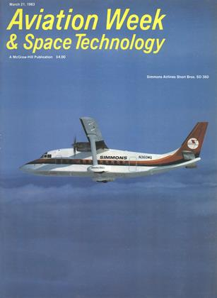 Cover for the March 21 1983 issue