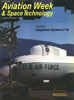 Cover for the April 11 1983 issue