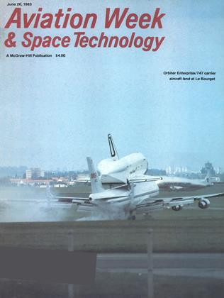 Cover for the June 20 1983 issue