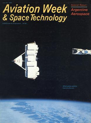 Cover for the July 25 1983 issue