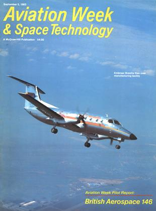 Cover for the September 5 1983 issue