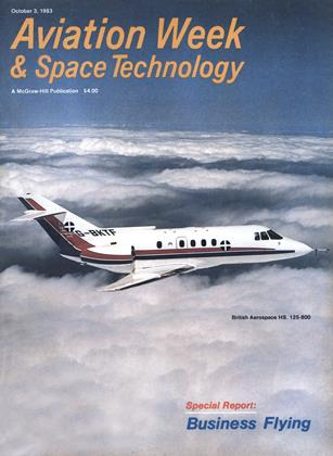 Cover for the October 3 1983 issue