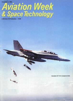 Cover for the December 5 1983 issue