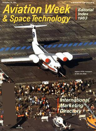 Cover for the December 26 1983 issue