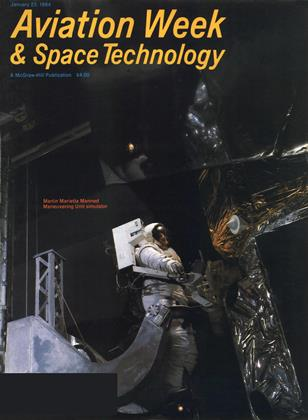 Cover for the January 23 1984 issue