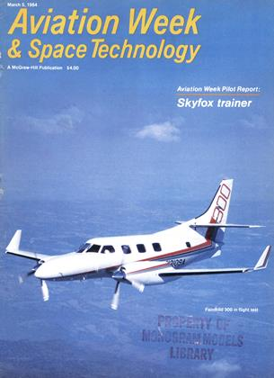 Cover for the March 5 1984 issue