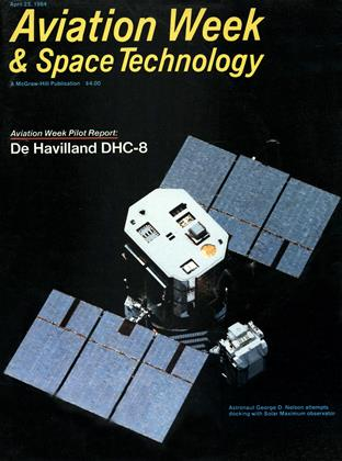 Cover for the April 23 1984 issue