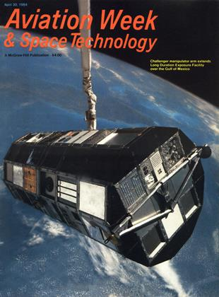 Cover for the April 30 1984 issue