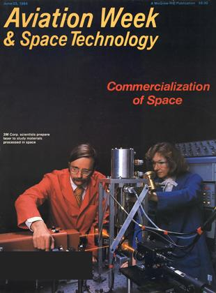 Cover for the June 25 1984 issue