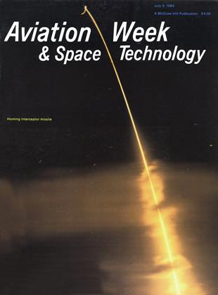 Cover for the July 9 1984 issue