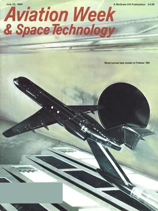 Cover for the July 23 1984 issue