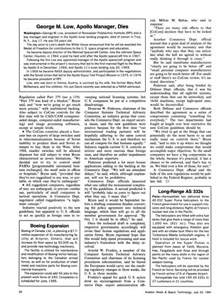 Boeing Expansion, Page: 22 - July 23, 1984 | Aviation Week