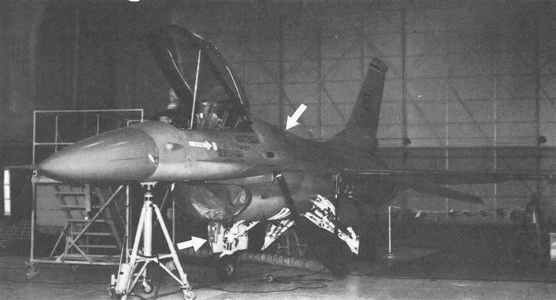 Navstar Gps Receiver Installed in F-16, Page: 47 - August 20, 1984 | Aviation Week