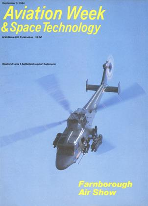 Cover for the September 3 1984 issue