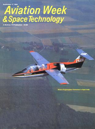 Cover for the September 17 1984 issue