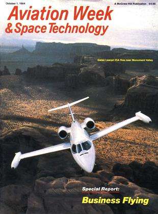 Cover for the October 1 1984 issue