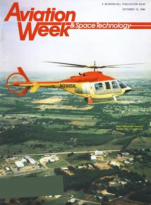 Cover for the October 15 1984 issue