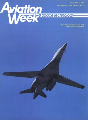 Cover for the November 5 1984 issue