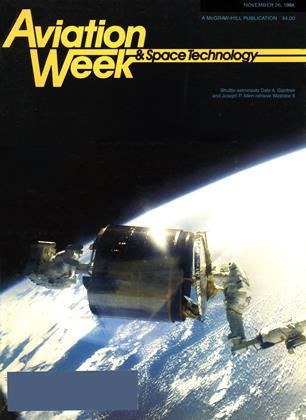 Cover for the November 26 1984 issue