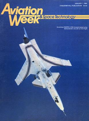 Cover for the January 7 1985 issue