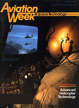 Cover for the January 14 1985 issue