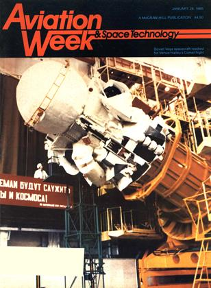 Cover for the January 28 1985 issue