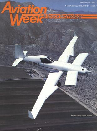Cover for the February 4 1985 issue