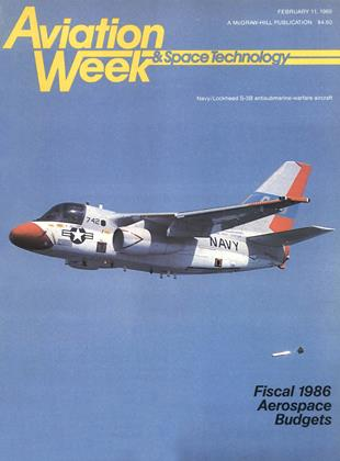 Cover for the February 11 1985 issue