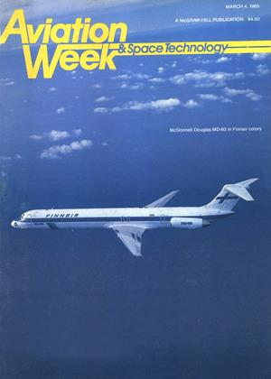 Cover for the March 4 1985 issue