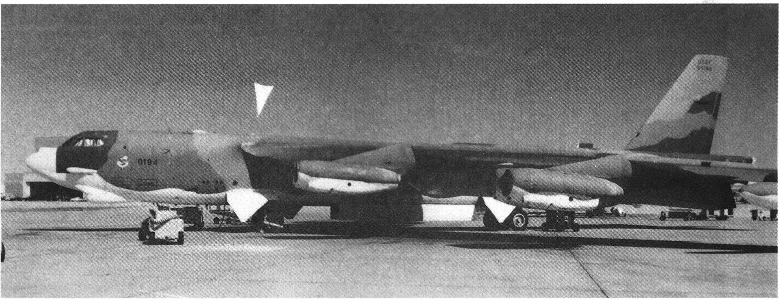 Navstar Global Positioning System Installed on Air Force Boeing B-52g Bomber, Page: 67 - APRIL 1, 1985 | Aviation Week